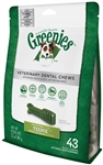 Greenies Veterinary Dental Chews, Teenie, 43 Chews