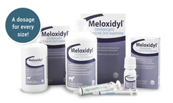Meloxidyl (meloxicam) Oral Suspension 1.5 mg/ml, 100 ml