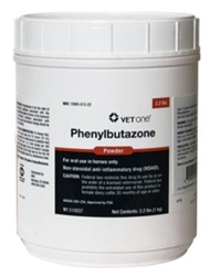 Phenylbutazone Powder For Horses, 2.2 lbs