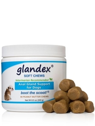 Glandex Soft Chews, 5.5 oz