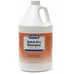Davis Quick-Dry Shampoo, Gallon