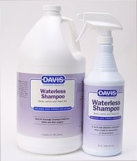Davis Waterless Shampoo, 32 oz