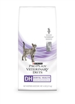 Purina DH Dental Health Feline Formula - Dry, 6 lbs