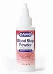 Davis Blood Stop Powder With Benzocaine 1.5 oz
