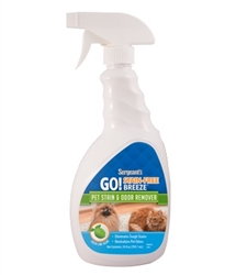 Sergeant's Stain-Free Breeze Pet Odor & Stain Remover, 24 oz