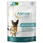Alenza Soft Chews For Medium-Large Dogs, 90 Count