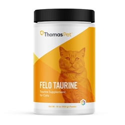 Thomas Labs Felo Taurine for Cats, 16 oz