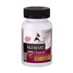 Nutri-Vet Aspirin 300mg For Medium & Large Dogs, 75 Chewables