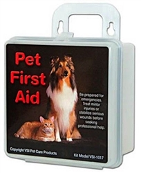 VSI Pet First Aid Kit