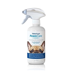 Vetericyn FoamCare Shampoo For Fine Coats, 16 oz