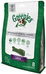 Greenies Dental Chews Veterinary Formula Large, Pkg Of 8