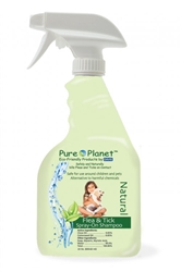 Davis Pure Planet Natural Flea & Tick Spray, 22 oz