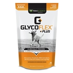 GlycoFlex Plus For Dogs Under 30 lbs, 45 Bite-Sized Chews