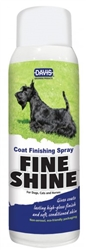 Davis Fine Shine Coat Finishing Spray, 14 oz