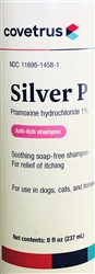 SilVet P Anti-Itch Shampoo, 8 oz