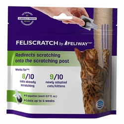 Feliscratch by Feliway, Pouch of 9 Pipettes