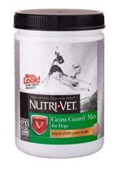 Nutri-Vet Grass Guard Max, 365 Liver Chews