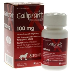Galliprant 60mg, 100 Flavored Tablets