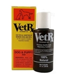 VetRx Veterinary Remedy For Dogs & Puppies, 2 oz