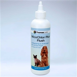 Thomas Labs MicoChlor Plus Flush, 8 oz