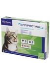 EFFIPRO Plus Topical Solution For Cats, 3 Month Supply