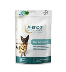 Alenza Soft Chews For Medium-Large Dogs, 60 Count