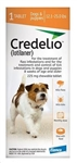 Credelio (Lotilaner) Chewable Tablet For Dogs 12.1-25 lbs, 1 Chew