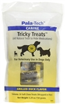Pala-Tech Canine Tricky Treats, Grilled Duck, 30 Count
