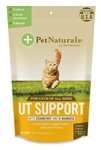 Pet Naturals UT Support For Cats, 60 Chews