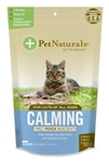 Pet Naturals Calming Chew for Cats, 30 Bite Size Chews