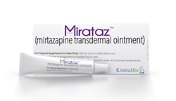 Mirataz (Mirtazapine) Transdermal Ointment For Cats, 5g