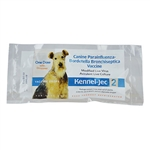 Canine Kennel-Jec Single Dose Vaccine