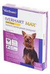 Iverhart MAX Soft Chew For Toy Dogs 6-12 lbs, 6 Pack