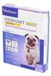 Iverhart MAX Soft Chew For Small Dogs 12-25 lbs, 6 Pack