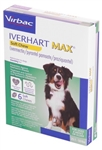 Iverhart MAX Soft Chew For Medium Breeds 25-50 lbs, 6 Pack
