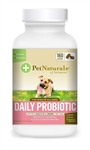 Pet Naturals Daily Probiotic For Dogs, 160 Chews