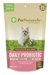 Pet Naturals Daily Probiotic For Cats, 30 Chews