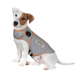 ThunderShirt Sport Dog Anxiety Jacket, Platinum, X-Small
