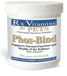 Rx Vitamins Phos-Bind Powder, 200 gm
