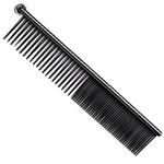 Millers Forge Round Back Prolux Anti-Static Comb 412C