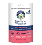 Under the Weather Rice & Salmon Freeze Dried Bland Diet For Dogs, 6 oz