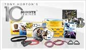 10 Minute Trainer Complete DVD Package