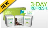 3 Day Refresh Complete with Shakeology Samples