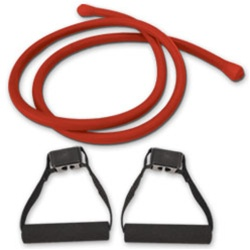B-LINES Resistance Band Red (B6) incl handles