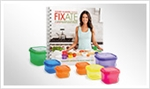 FIXATE with containers - 101 Personal Recipes by Autumn Calabrese