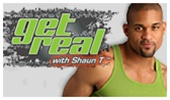 Get Real with Shaun T DVD