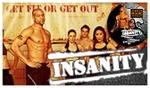 Insanity Basic Set - Shaun T 10 DVD Set