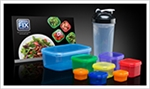 Portion Fix Containers