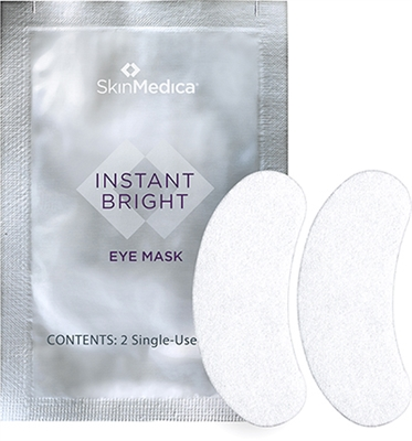 SkinMedica Instant Bright Eye Masks