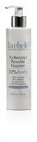 La Chele RX Benzoyl Peroxide Cleanser - 10% Body